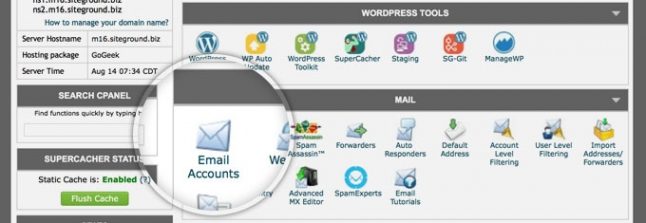 How to Create Email Accounts in cPanel Tutorial?