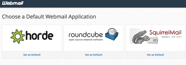 How to use webmail to access your e-mail account