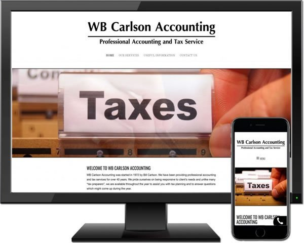 WB Carlson Accounting