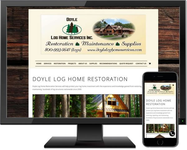 Doyle Log Home Services, Inc.