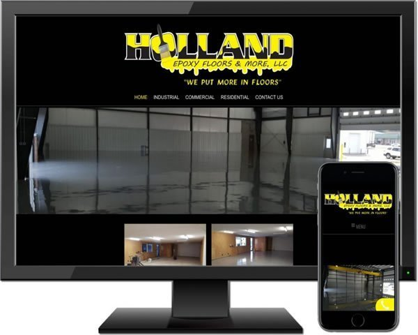 Holland Epoxy Floors & More