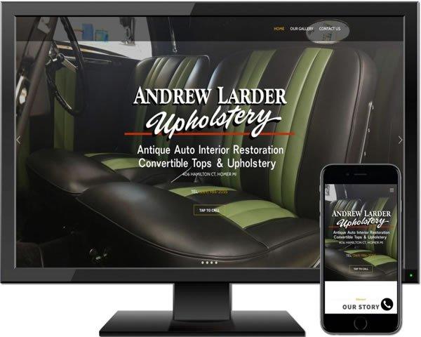 Andrew Larder Upholstery