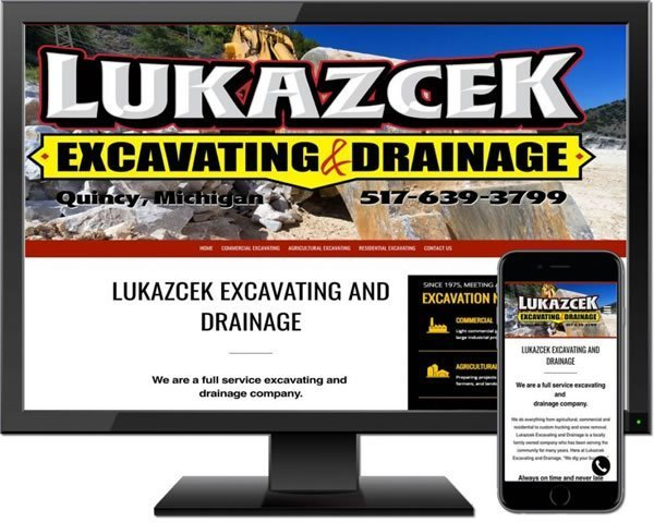 Lukazcek Excavating & Drainage