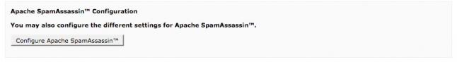 Apache Spam Assassin Tutorial