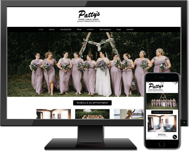 Patty's Apparel & Bridal Shoppe
