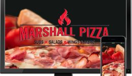 Marshall Pizza